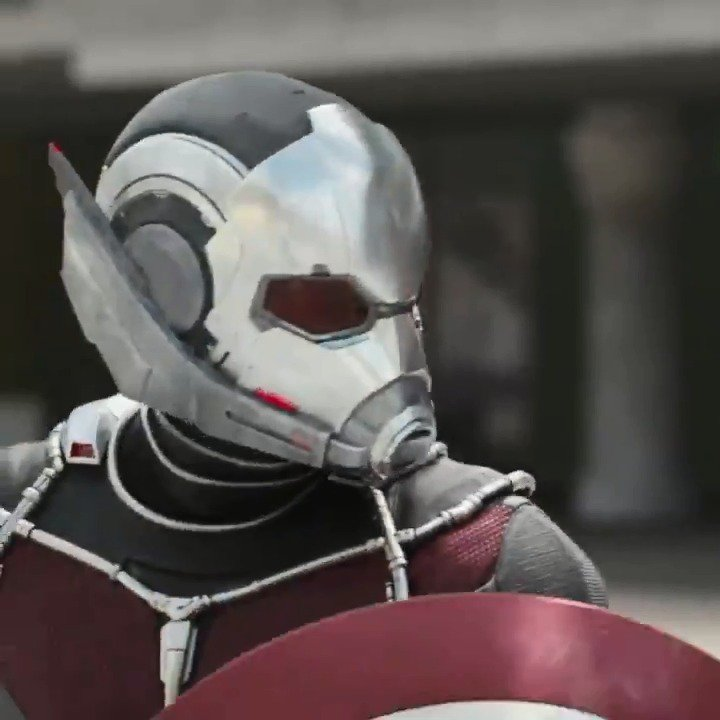 The BIGGEST Avenger is back! Pre-order Marvel Studios' #AntManAndTheWasp today: https://t.co/c2UECotdJ5 https://t.co/0QH0OLZQYU