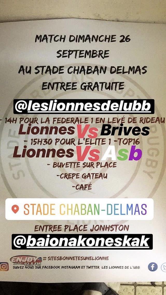 Lionnes 2018-2019 DoH2C2dWsAALt6A