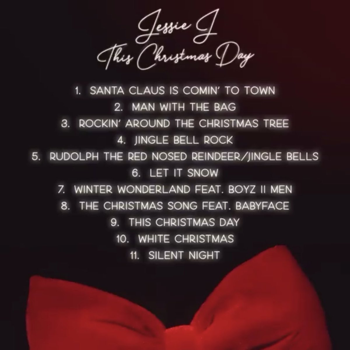 Jessie J This Christmas Day.Miss Jessie J 1 And Newest Online Resource For Jessie J