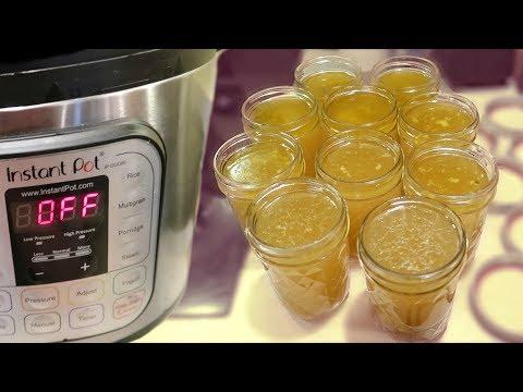 How to Cook Instant Pot Whole Frozen Chicken + Homemade Bone Broth Recipe https://t.co/4V0MTJoEDO https://t.co/cTc70VIYZ6