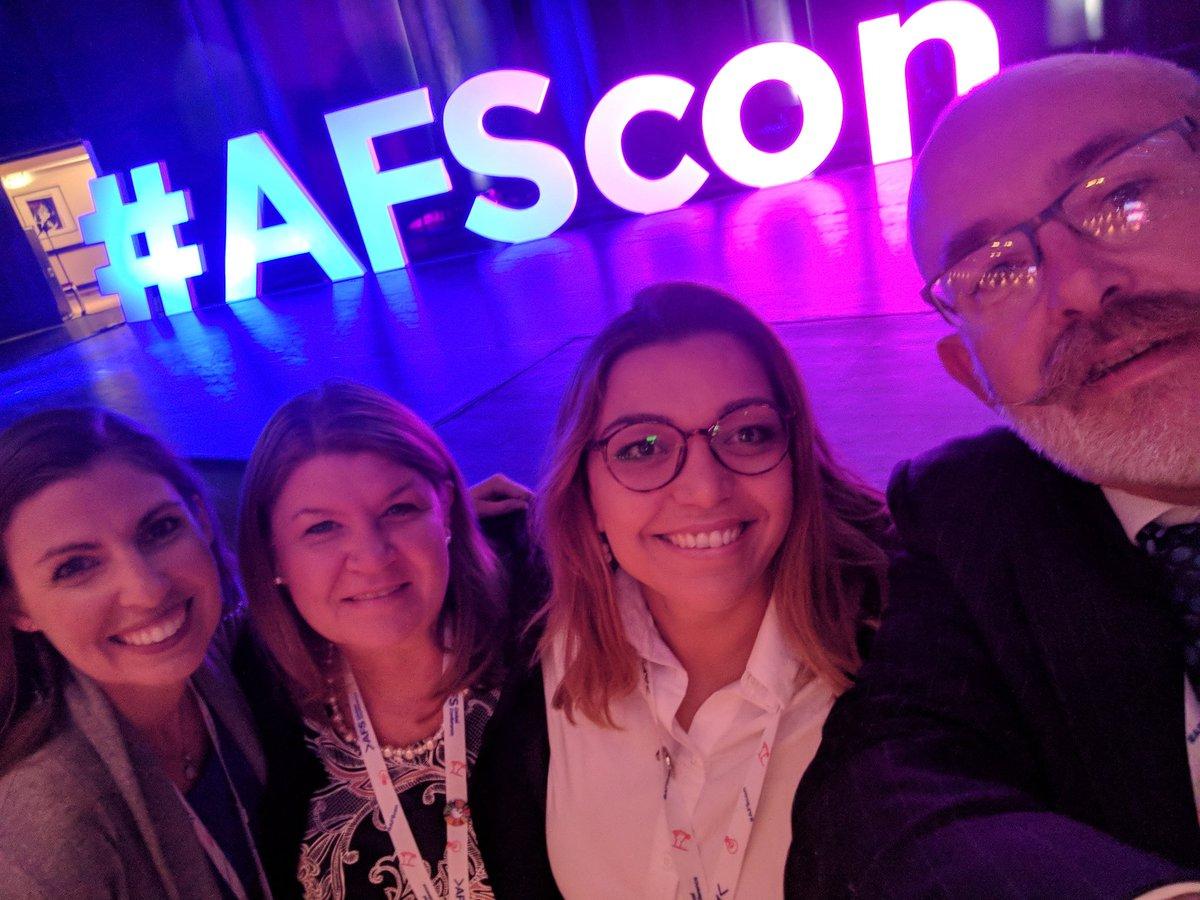 Top #globalcompetence team @ #afscon @im_teka @rensink_connie @eedowd27 @AFS @TeachSDGs