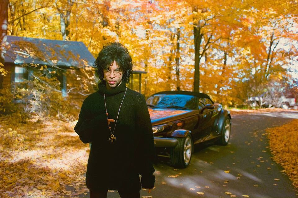 Wow, crazy that Prince invented #Fall