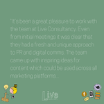 Here is what our #clients say about working with us! Thanks for the lovely #TestimonialThursday
