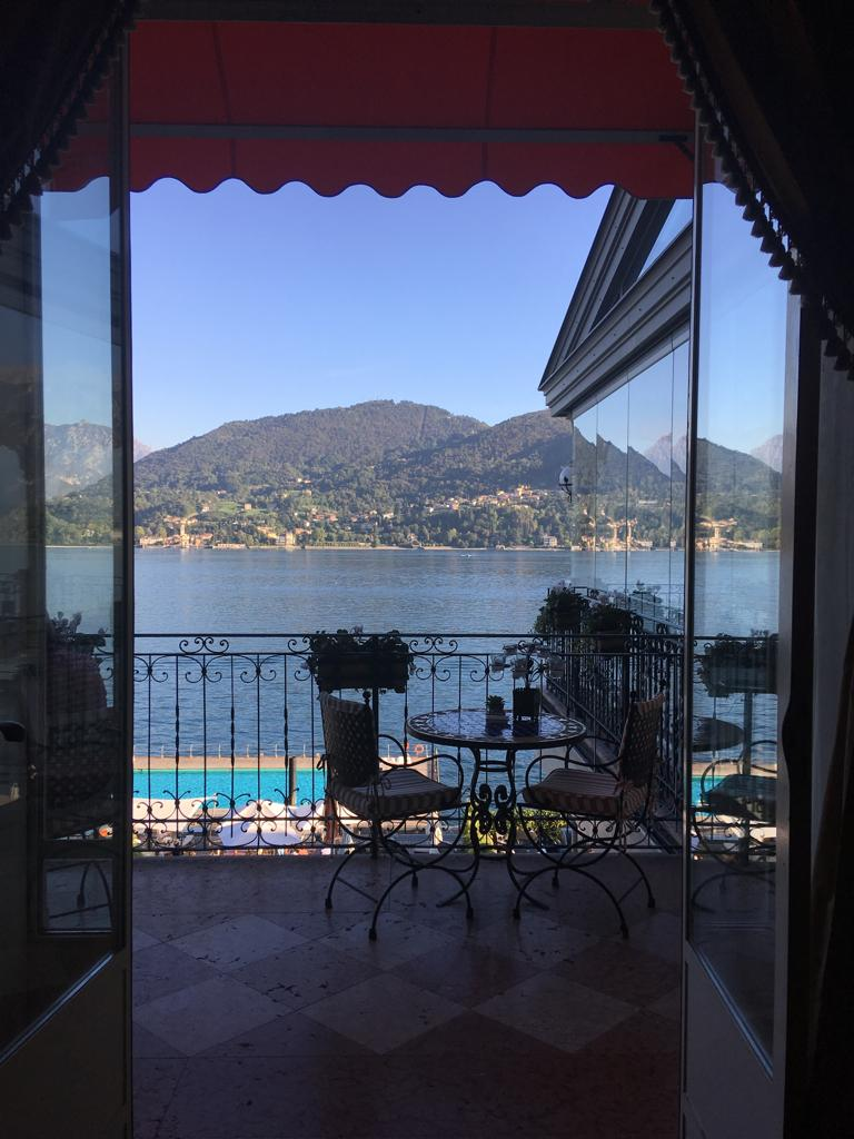Grand Hotel Tremezzo: luxury 5 star hotel on Lake Como, Italy