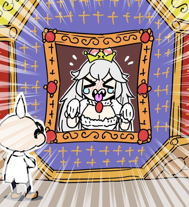 的なルイージマンションラストバトル キングテレサ姫 https//t.co/s8dObxXeiY