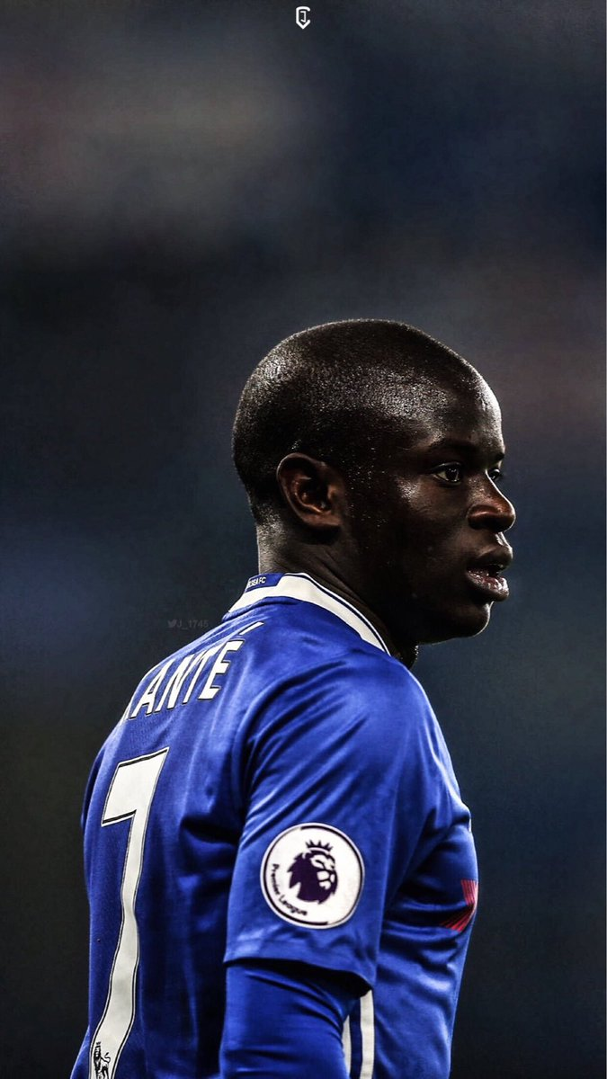 Chelsea | N'Golo Kanté #Wallpaper #Header #FIFPro #TheBest #FIFAFootballAwards