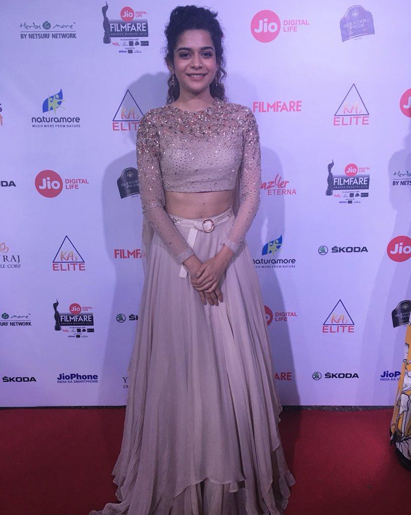 Mithila Palkar, actress, marathi, images, photos, pics, filmfare awards 2018