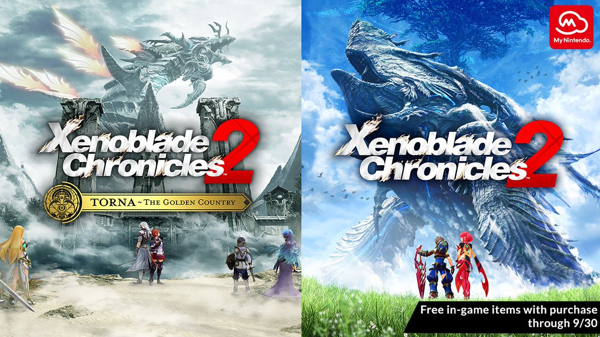 Nintendo Of America On Twitter Celebrate The Launch Of Xenoblade