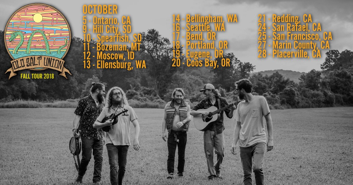 Fall Tour Is Coming! @HFJubilee @HotelUtah @HangtownFest and much much more! Photo by @kellyeahphoto