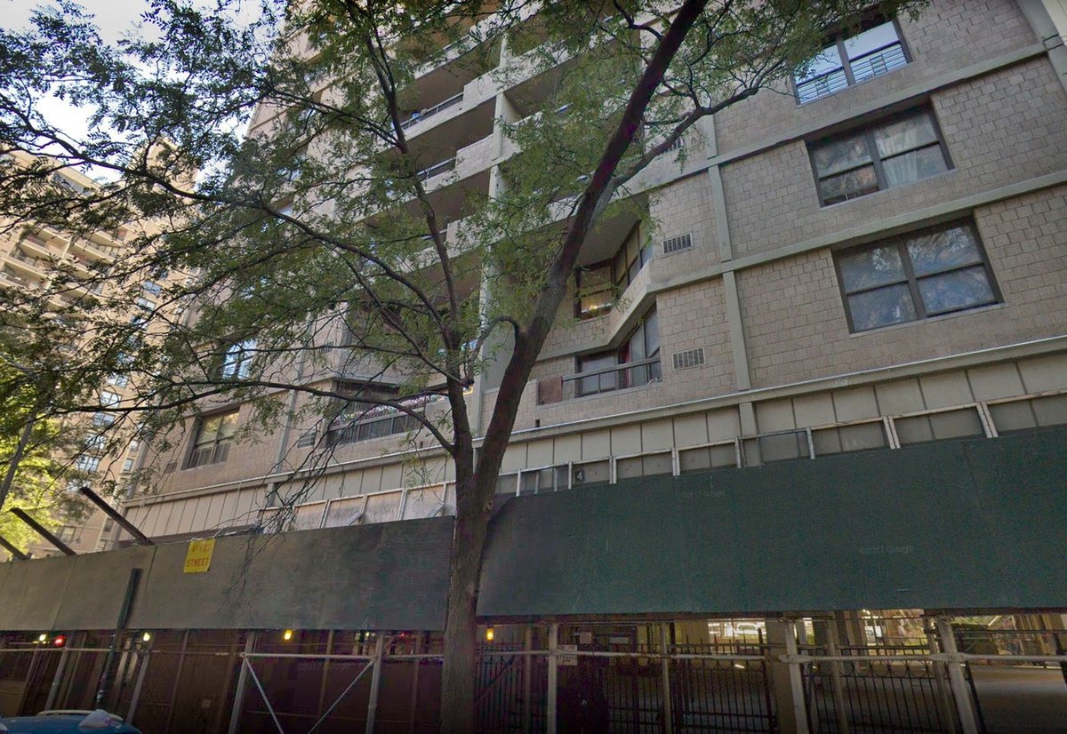 New York Daily News On Twitter Harlem Apartment Building Leaving