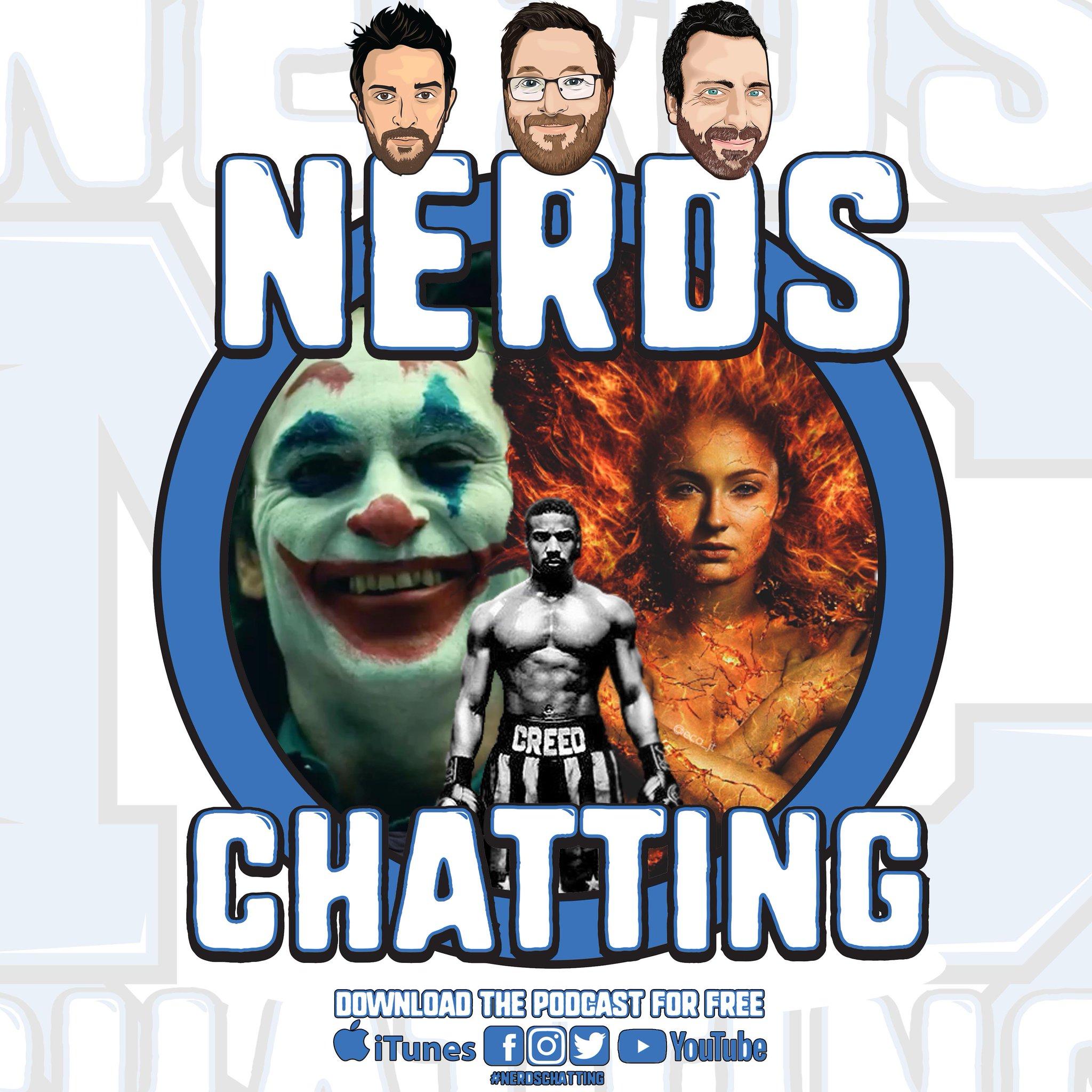 nerdschatting (Movies TV Comics) on Twitter: