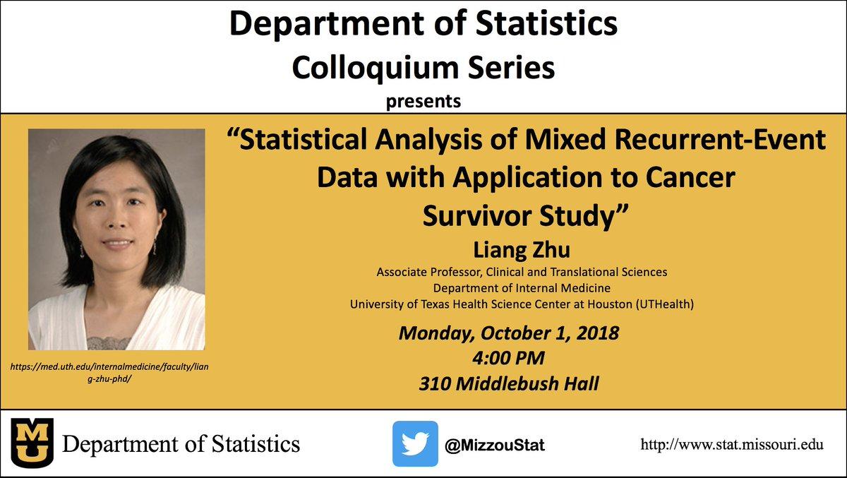 Mizzou Statistics (@MizzouStat) | Twitter