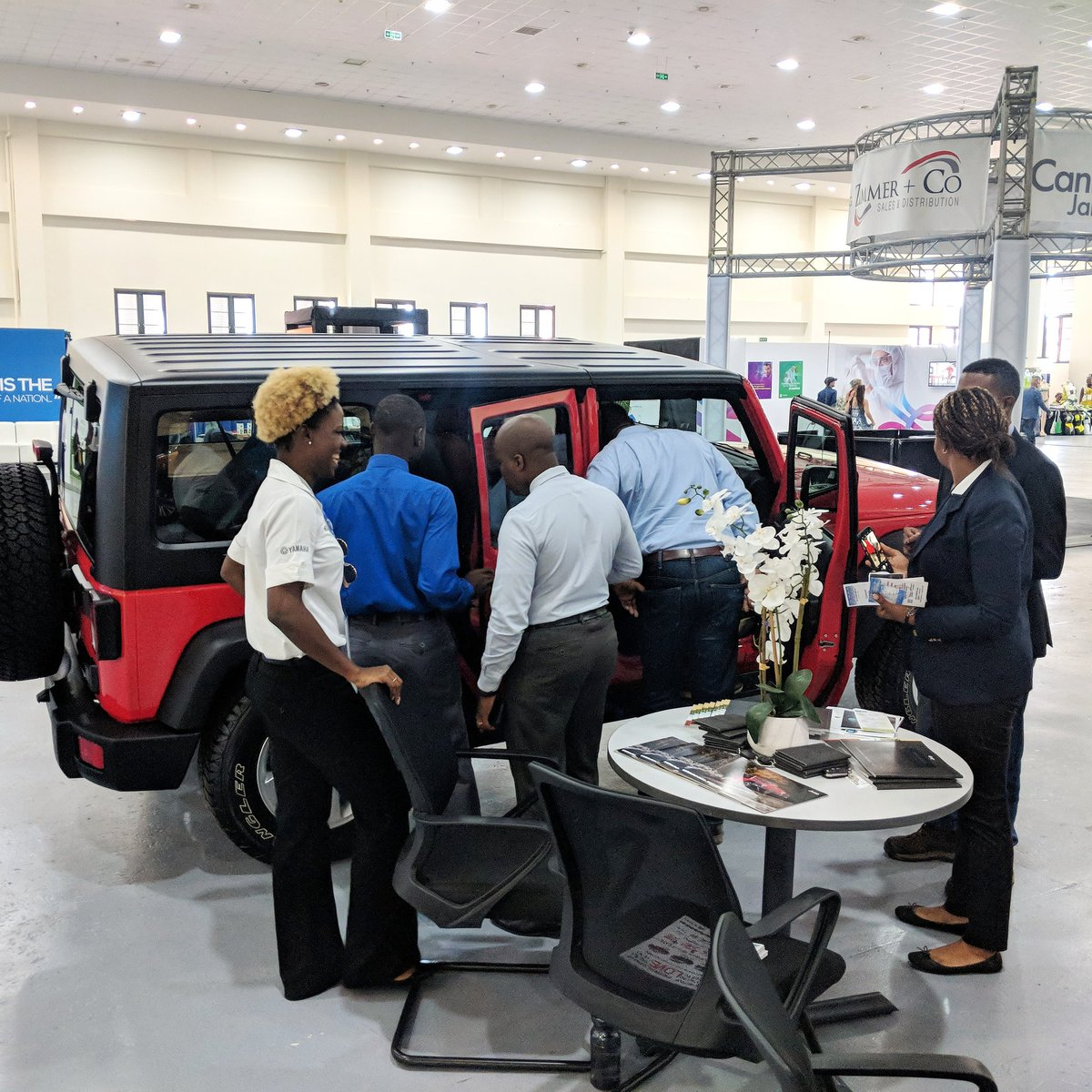 Mobayconferencecentre Hashtag On Twitter Jeep Wrangler Expo Wranglerunlimited Kigjamaica Canexjamaica Canex Business Conference Toppickpic Hlp5ndfend
