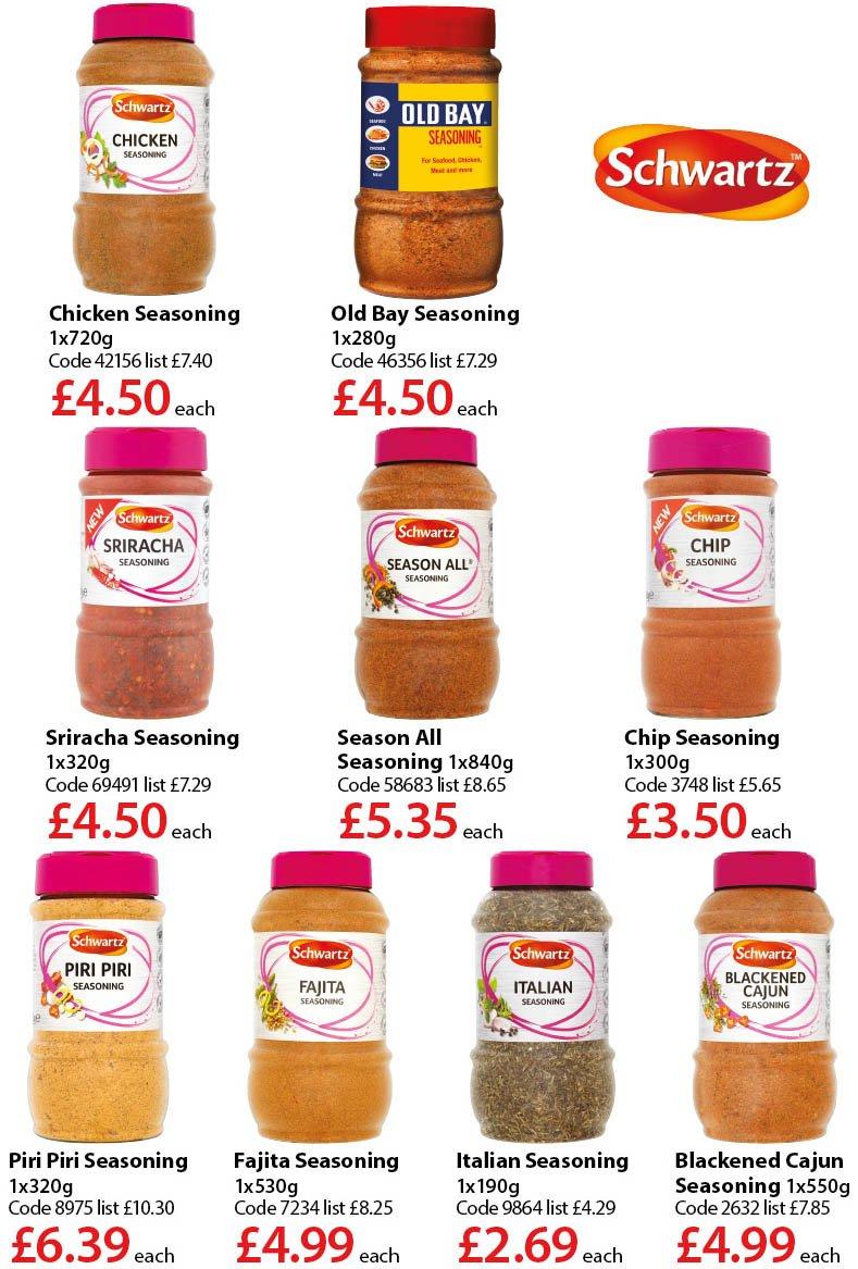 RD Johns Foodservice Ltd on Twitter: