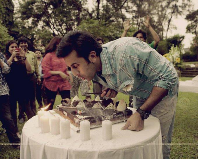 Happy Birthday Ranbir Kapoor On The Behalf Of All Aamirians     HAPPY 36 RANBIR