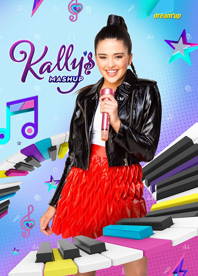 Magazine Dream Up En Twitter Retrouve Ta Serie Kally S