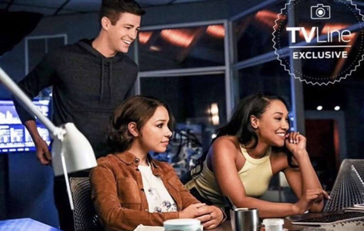 """The Flash on Twitter: """"Get to know Nora before she ..."""