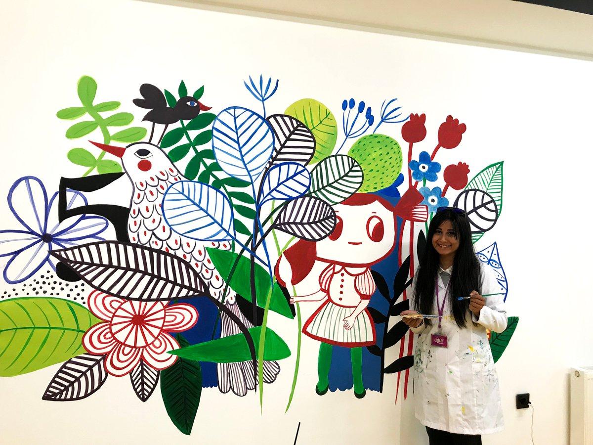 Yeşim Tezcan On Twitter Okul öncesi Görsel Sanatlar Atölyesi