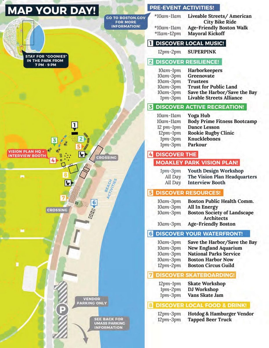 Franklin Park Boston On Twitter Tomorrow Discovermoakleypark