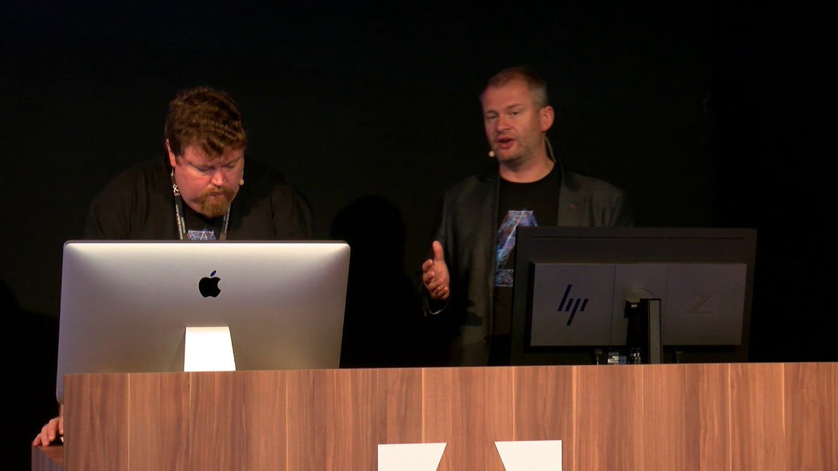 Niels Stevens and Karl Soule demonstrate collaborative video workflows with Premiere Pro CC and After Effects CC using Team Projects:  https:// adobe.ly/2NI53qC      #IBC2018 | #PremierePro | #AfterEffects<br>http://pic.twitter.com/Cc7BSzqA7G