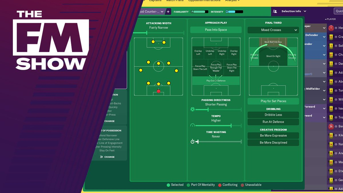 The 5 Best Teams To Start With In Football Manager 2019
