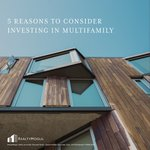 Over the 25-year period from 1992 through 2017, multifamily residential real estate provided the highest average annual total returns (9.75%) and the second lowest level of volatility (7.75%) in its sector. Per 2018 CBRE report. Learn more here – https://t.co/ml4VwD1OBJ