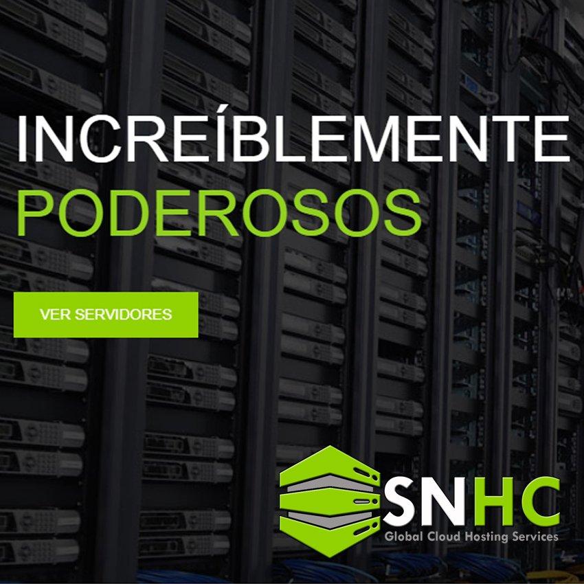 Servidores Dedicados de SmartNet Hosting Colombia