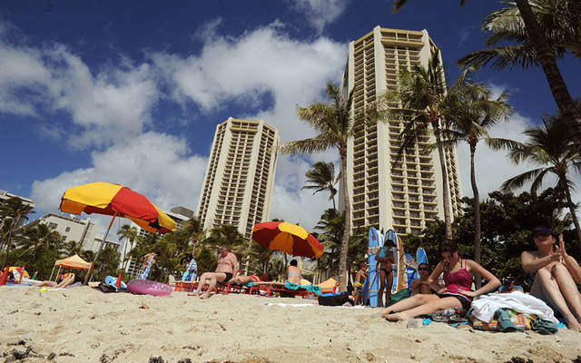 #Hawaii hotels report a dip in occupancy last month due to storm, #Kilauea eruption https://t.co/YOvXzG2xmV