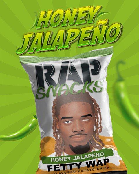 Yo! Craving Rap Snacks? Online orders are finally here! #RapSnacks rapsnacks.net