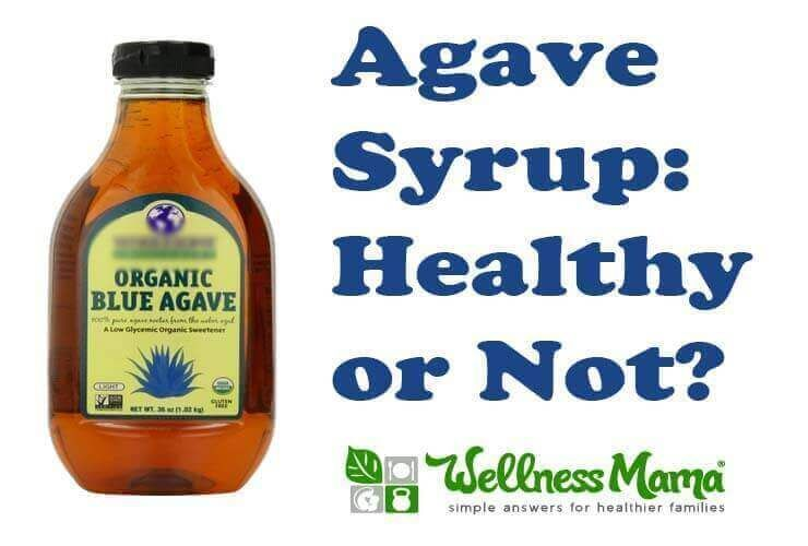 Agave is often touted as a healthy sweetener, but is it really? https://t.co/pCv6LxnbYo #wellnessmama