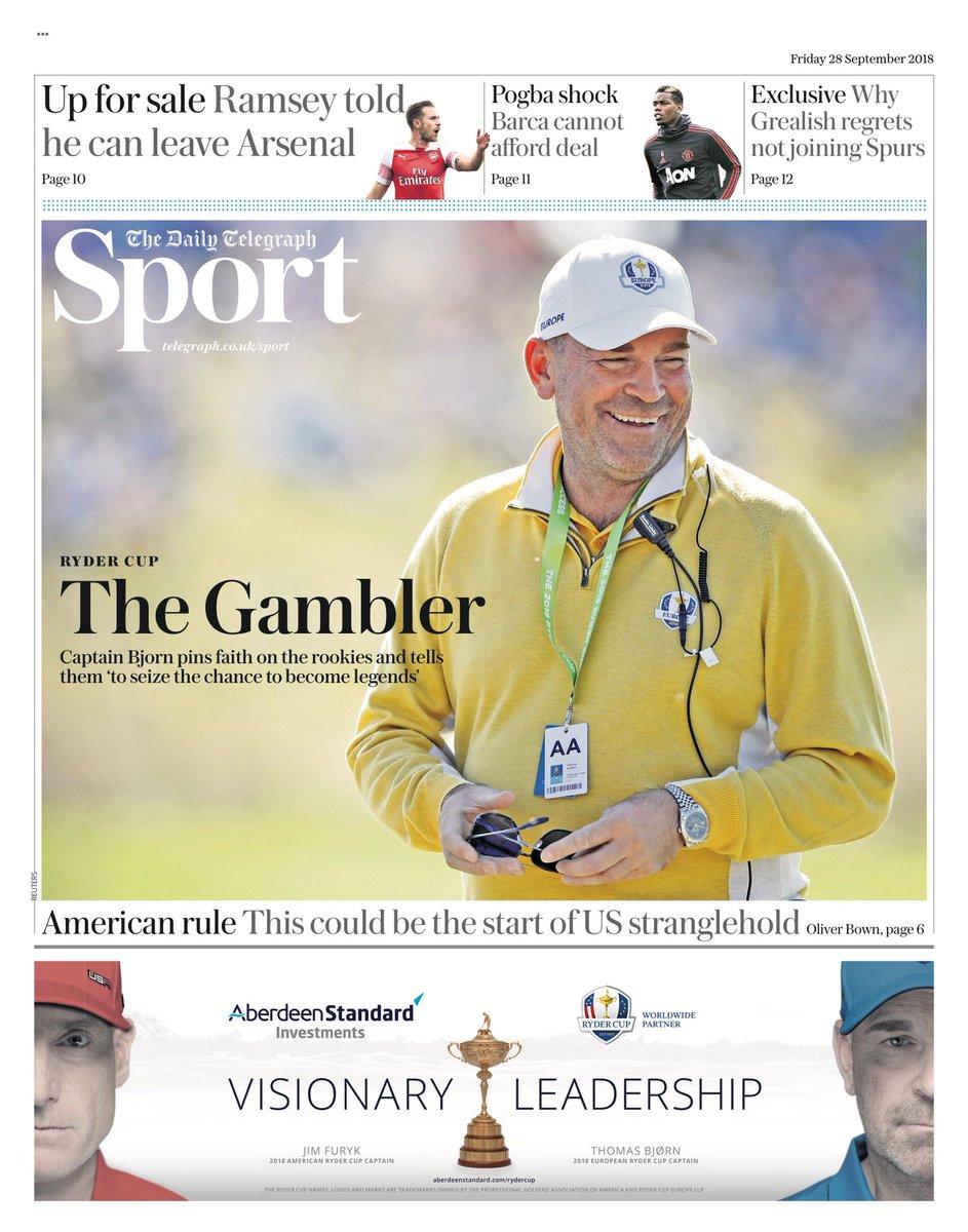 """Daily Telegraph kommer med en """"Pogbachock  Barça har inte råd med en  affär"""". Med en """"exklusiv""""-stämpel uppger tidningen att det är tveksamt om  den spanska ... a5fa046d1e4c8"""