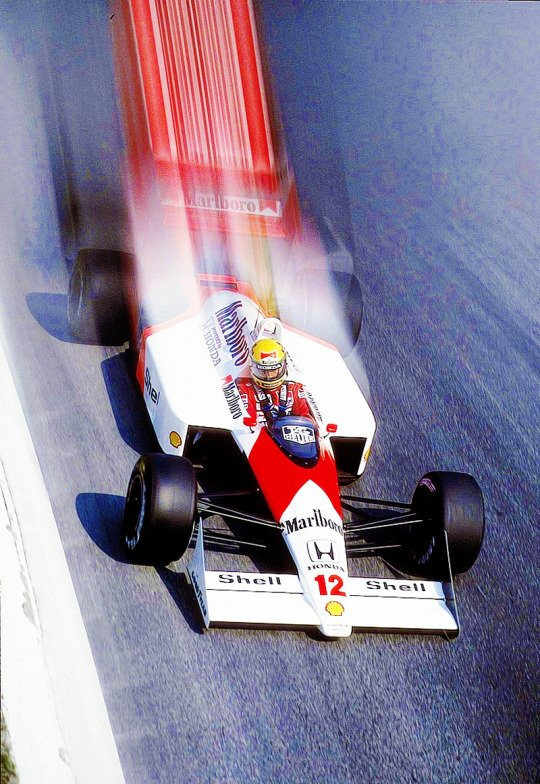Imágenes F1 On Twitter Ayrton Senna Wallpaper Mclaren Mp4