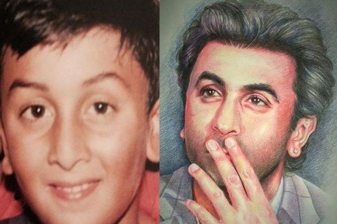 Happy Birthday Ranbir Kapoor: 5 adorable and unseen pics of the Sanjustar