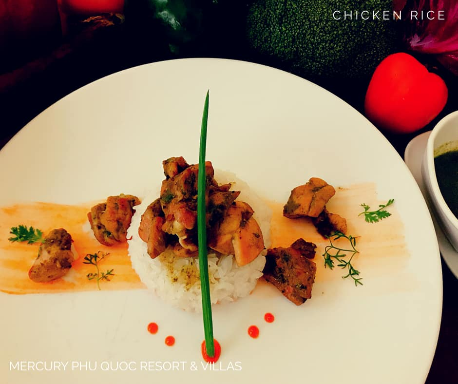 #Chickenrice at #RestaurantofMercury  #ResortinPhuQuocIsland https://t.co/bx2FBmnAOa