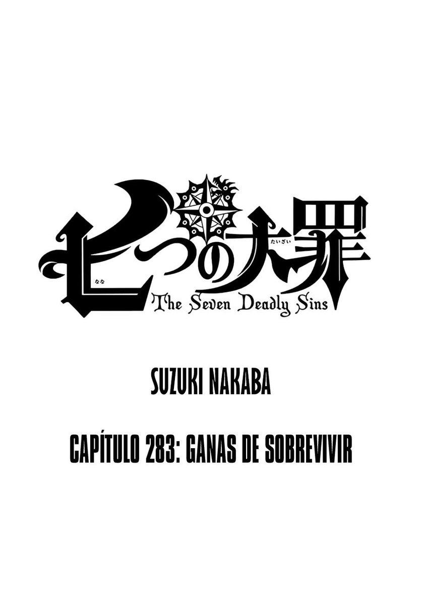 Seven Deadly Sins Manga Pdf