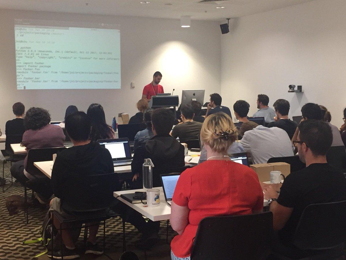 Advanced Scientific Programming in Python APAC (@scipyschool