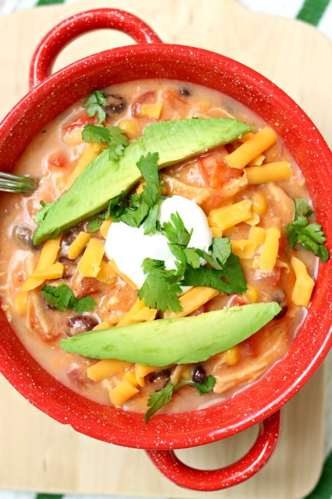 New post (Instant Pot Creamy Chicken Tortilla Soup) has been published on Cook Recipe Land - https://t.co/SSKm8tzavM https://t.co/mPbPqcscfm