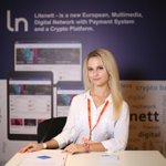 Image for the Tweet beginning: Litenett at Blockchain & Bitcoin