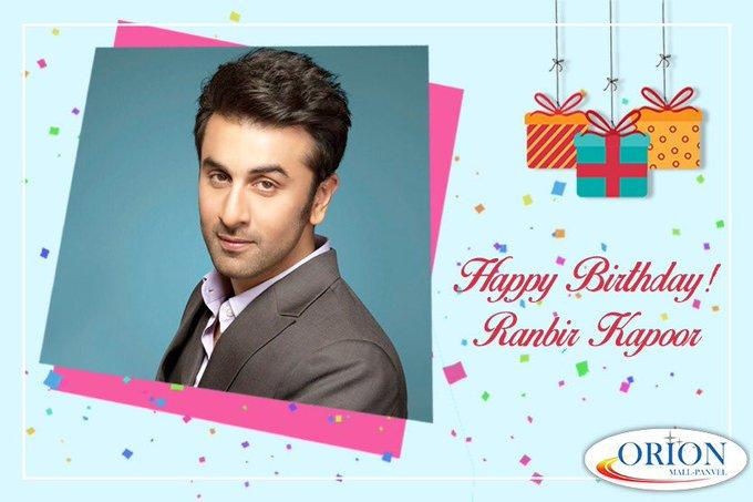 Here\s wishing the charming Ranbir Kapoor a very Happy Birthday!