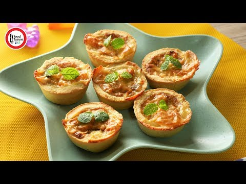 Mini Chicken Quiche Recipe By Food Fusion Kids Httpst