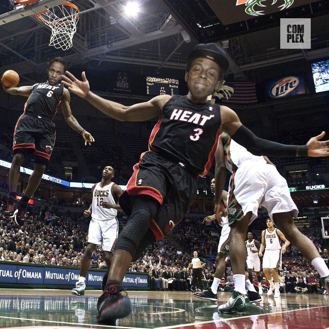 Wayne and Kendrick on Mona Lisa 🔥 🔥 🔥