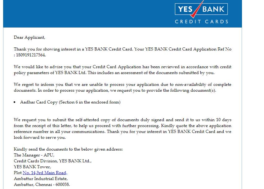YES BANK on Twitter: