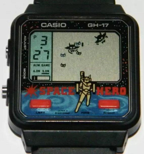 Casio Game Watch