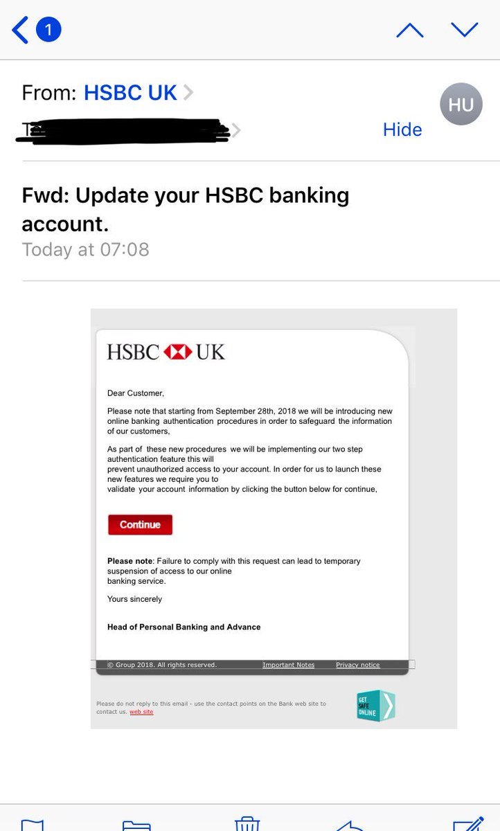 HSBC UK on Twitter: