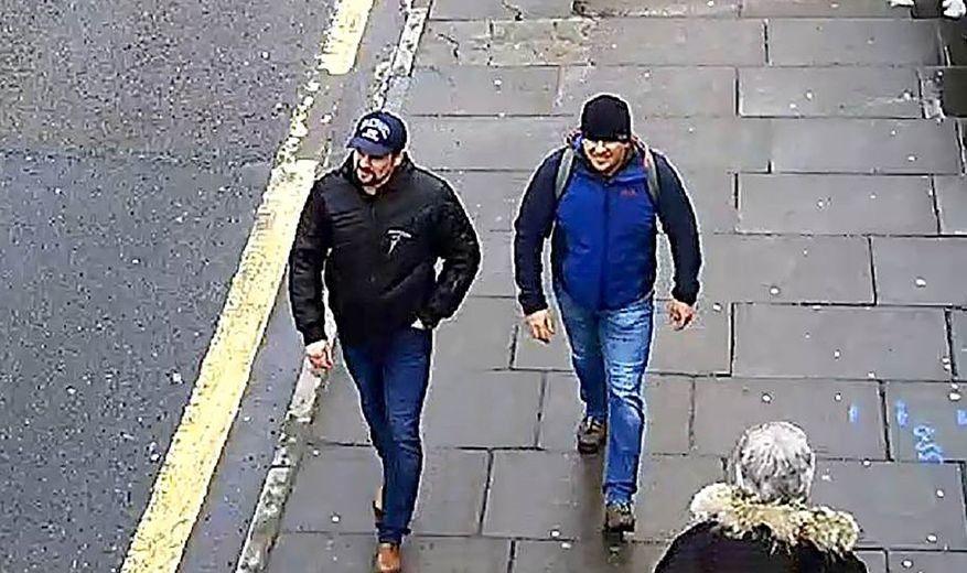 Affaire #Skripal : la #Russie rejette les informations identifiant un suspect https://t.co/53oQ5yqYO0