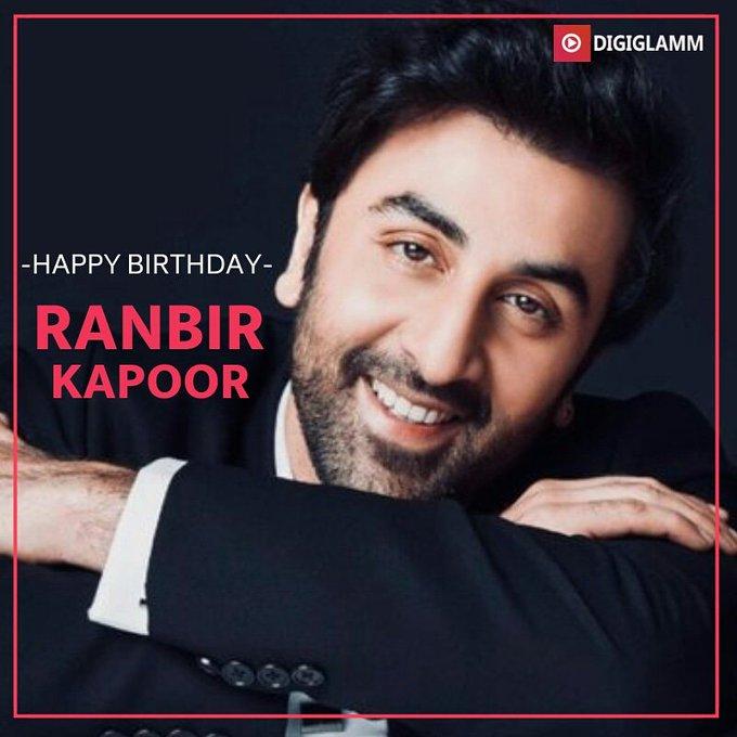 Wish you many many Happy Birthday.... Ranbir Kapoor . . .