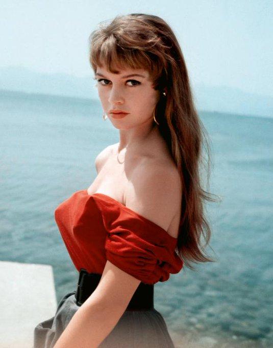 Happy birthday, Brigitte Bardot