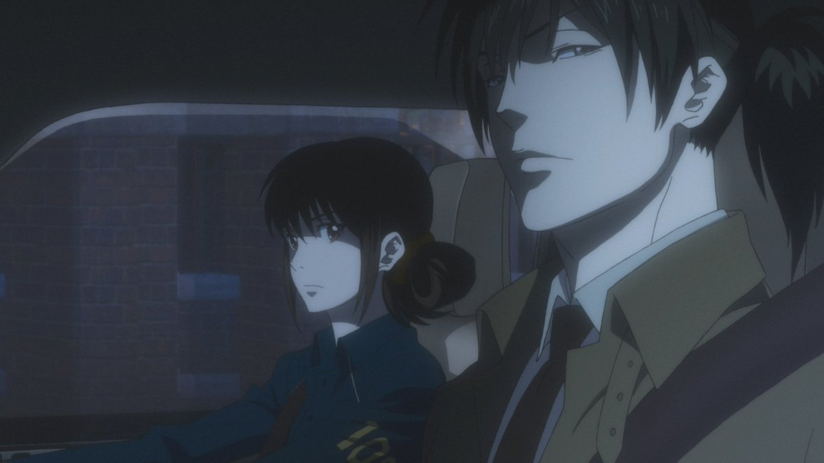 『PSYCHO-PASS サイコパス Sinners of the System Case.1 罪と罰 & Case.2