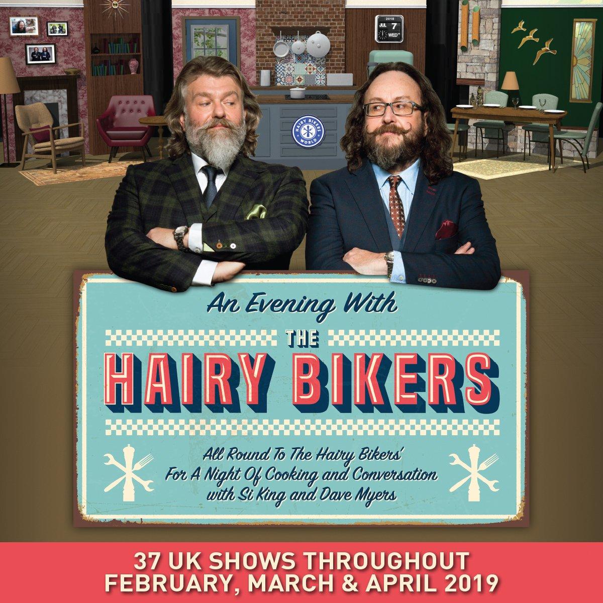 Hairy Bikers (@HairyBikers) | Twitter
