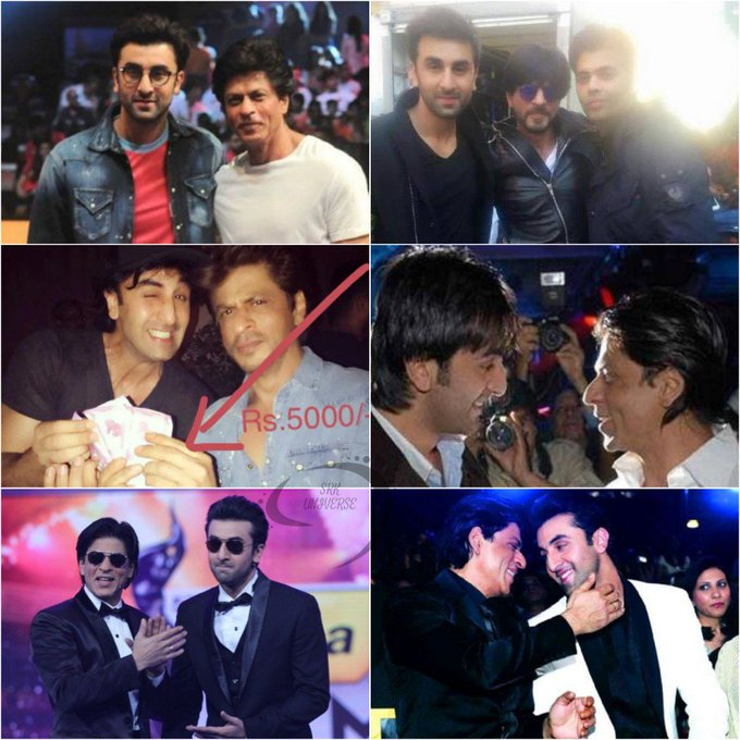 Wishing the super talented Ranbir Kapoor, a very happy birthday!